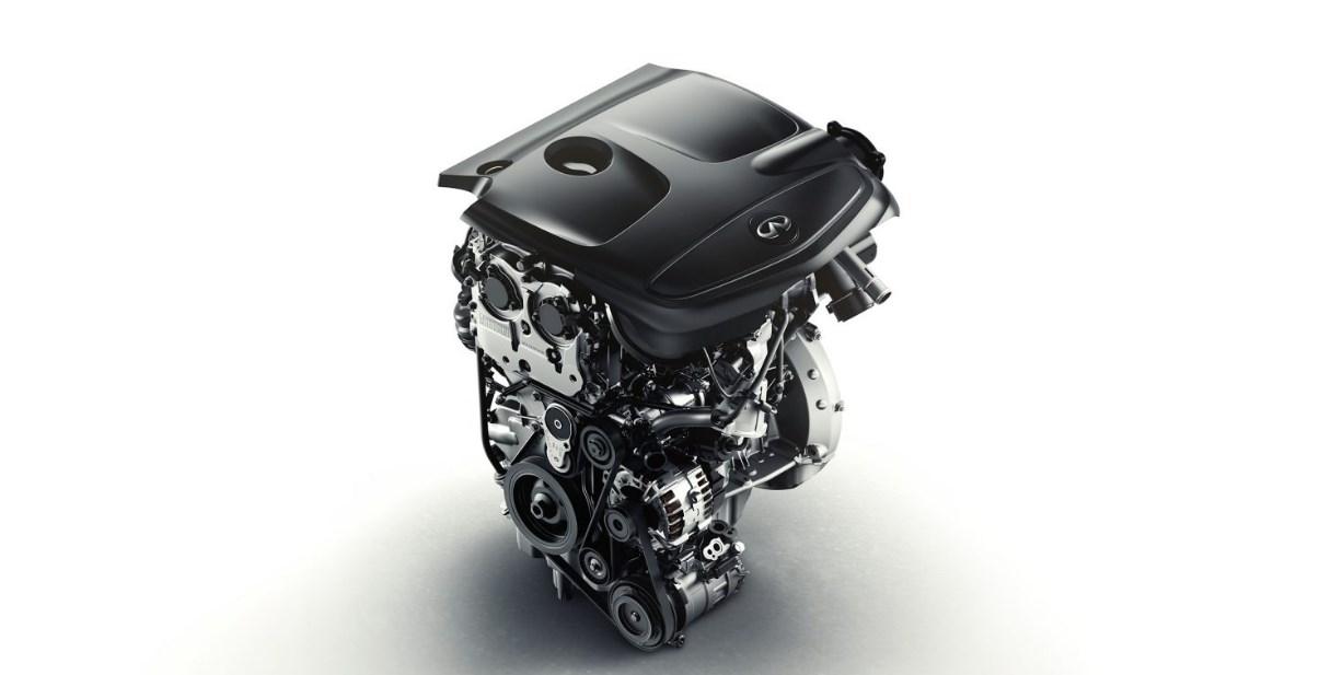 2019 Infiniti M37 Engine