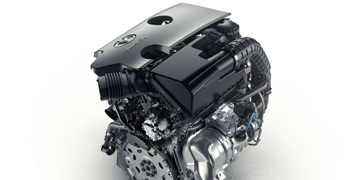 2019 Infiniti QX30 Engine