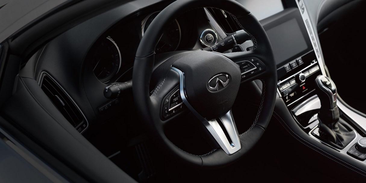 2019 Infiniti Sedan Interior