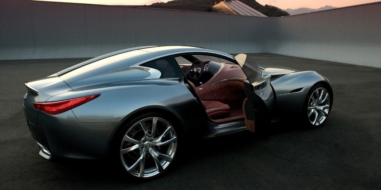 2019 Infiniti Sports Car Engine