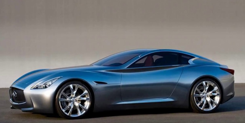 2019 Infiniti Sports Car Exterior