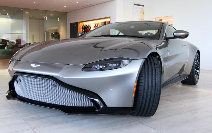 2020 Aston Martin Vantage Exterior