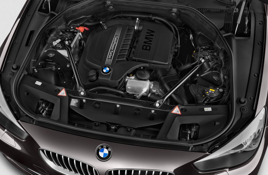 2020 BMW 5 Series Engine