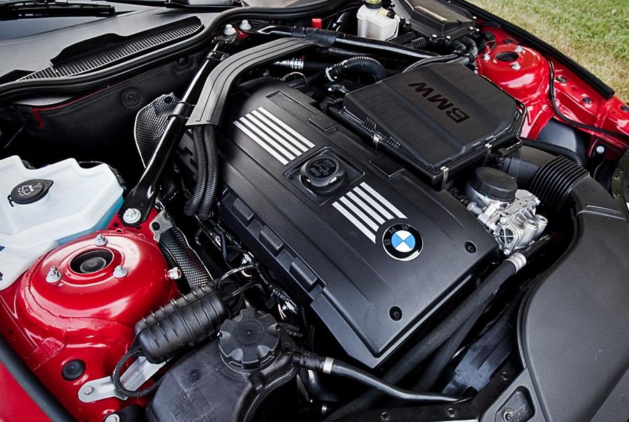 2020 BMW Z4 Engine
