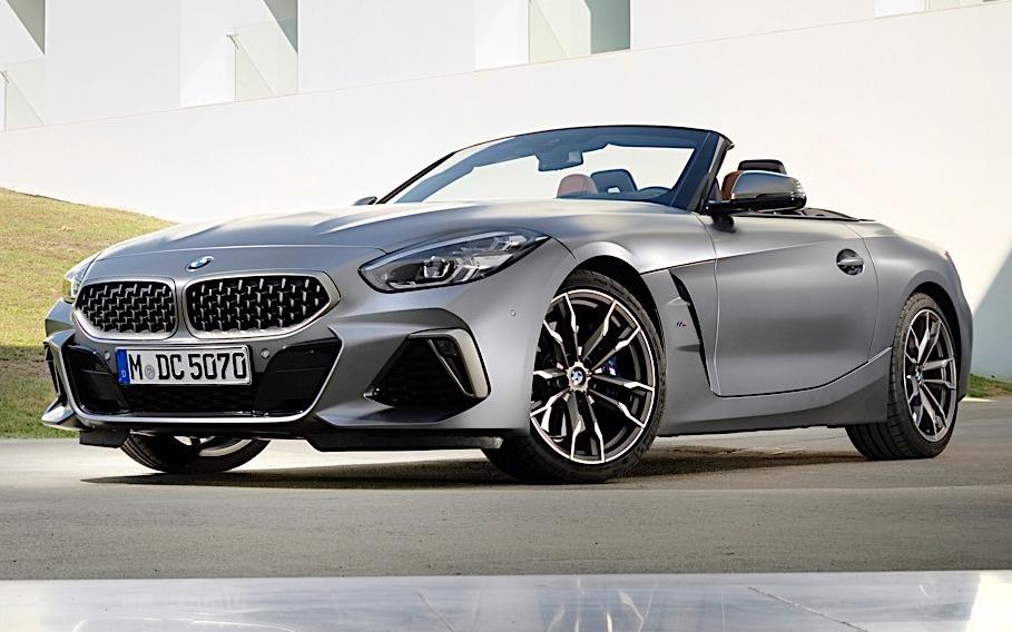 2020 BMW Z4 Exterior