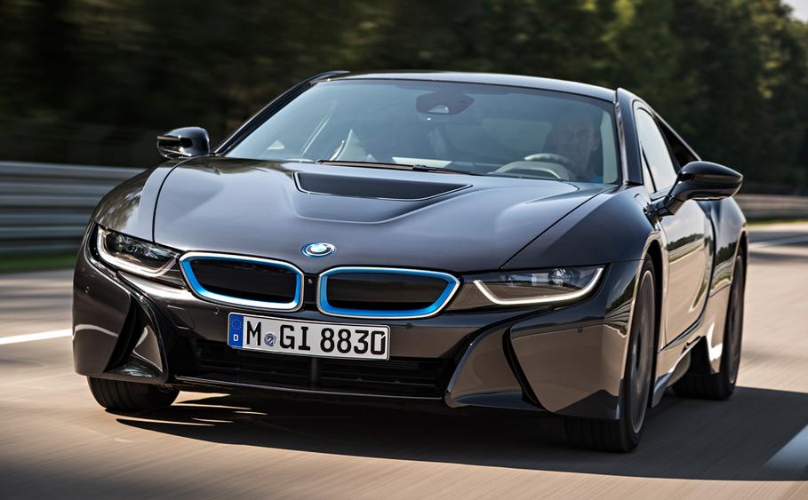 2020 BMW i8 Exterior