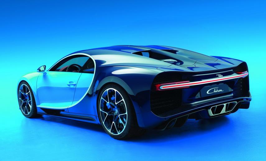 2020 Bugatti Chiron Concept
