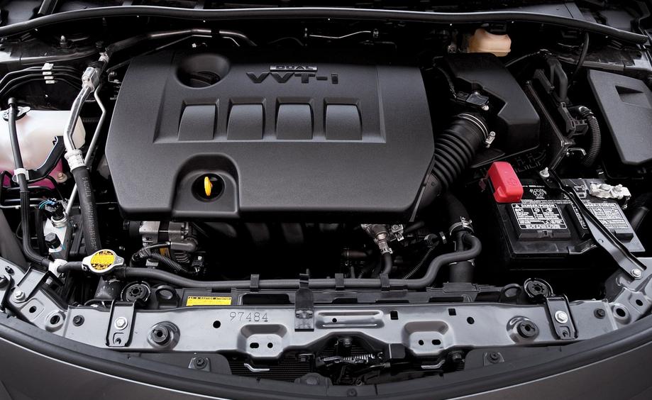 2020 Buick Avenir Engine