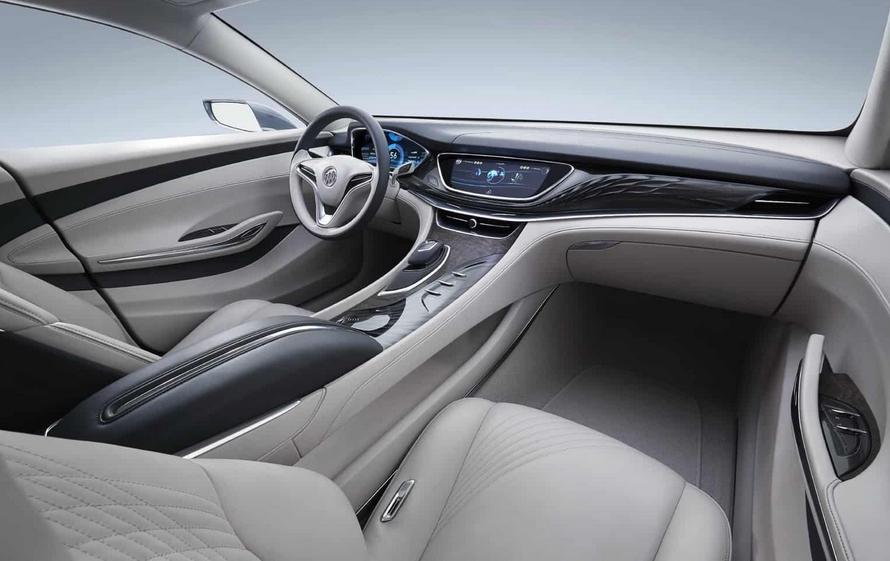2020 Buick Avenir Interior