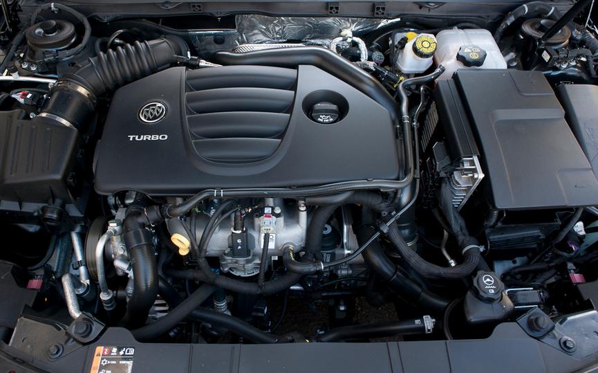 2020 Buick Regal Engine