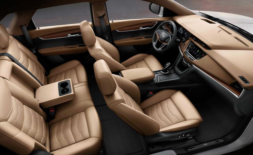2020 Cadillac CT6 Interior