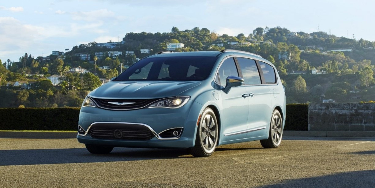 2020 Chrysler Models Exterior
