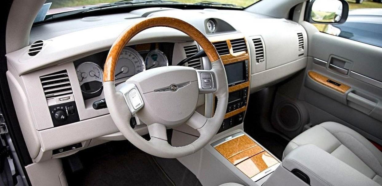 2020 Chrysler SUV Interior