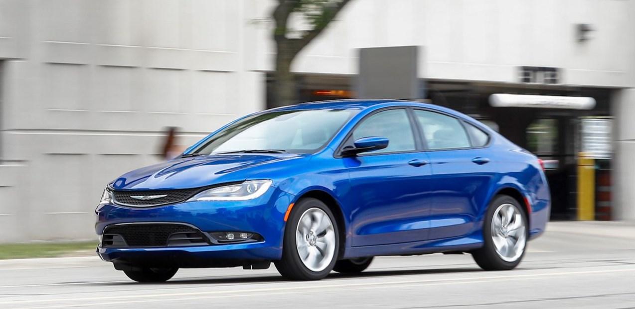 2020 Chrysler Sedan Exterior