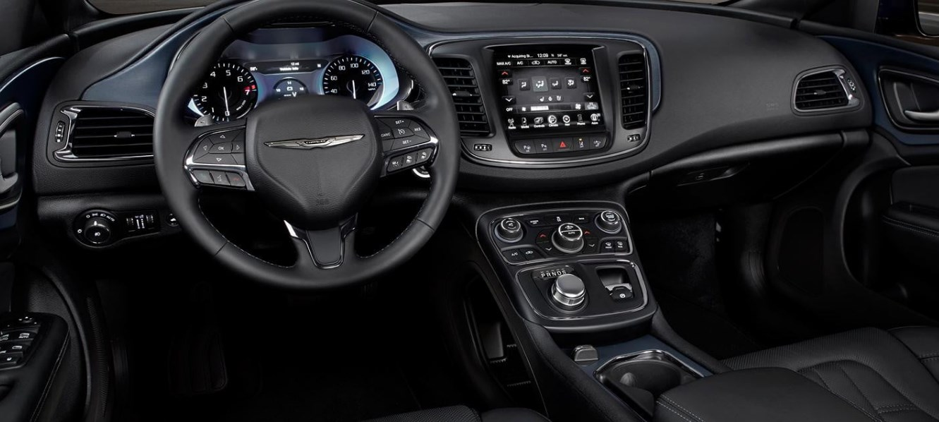 2020 Chrysler Sedan Interior