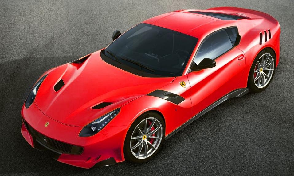 2020 Ferrari Dino Exterior