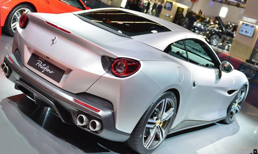 2020 Ferrari Portofino Concept