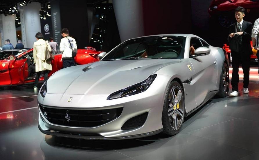 2020 Ferrari Portofino Exterior