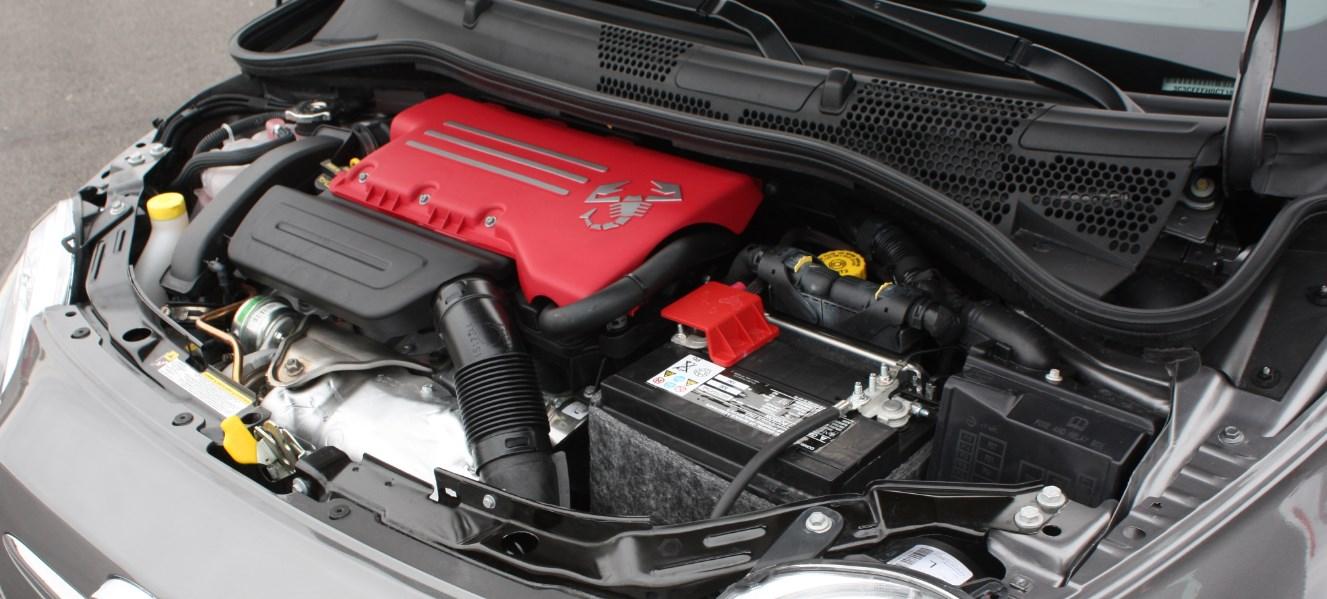 2020 Fiat 500 Engine