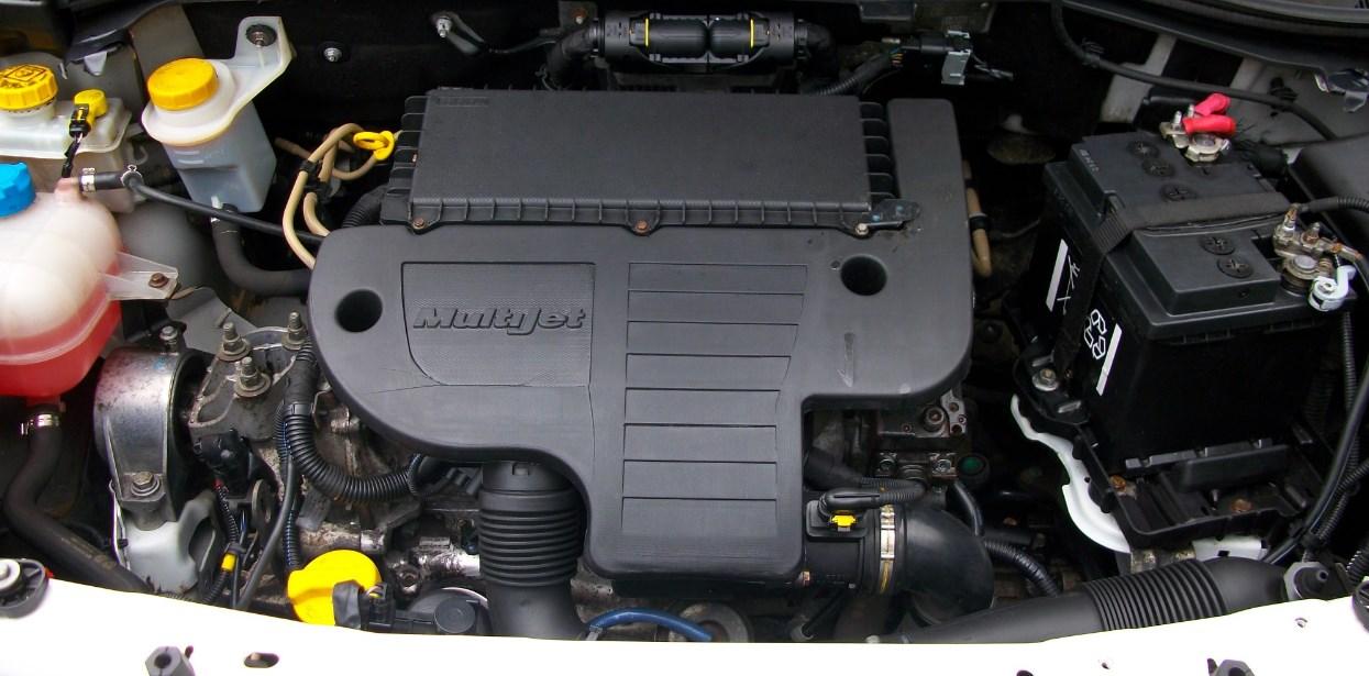 2020 Fiat Doblo Engine