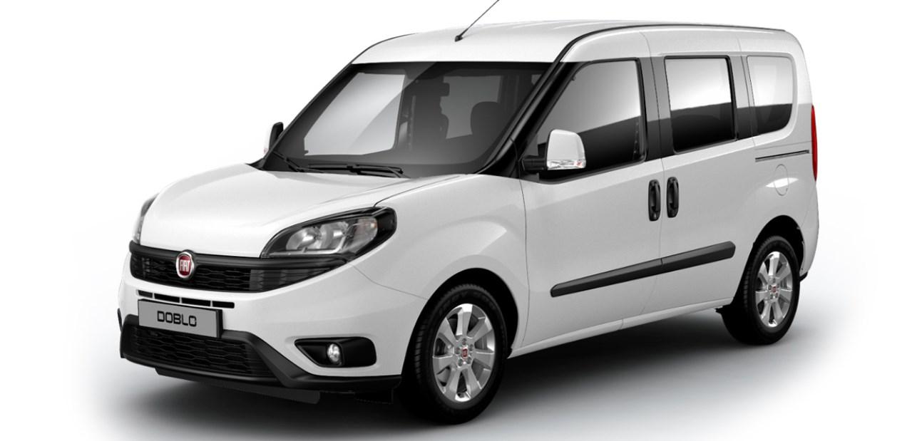 2020 Fiat Doblo Exterior
