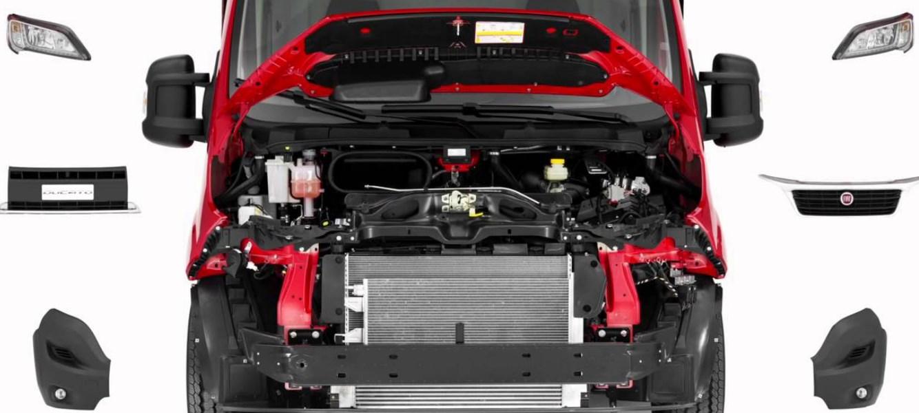 2020 Fiat Ducato Engine