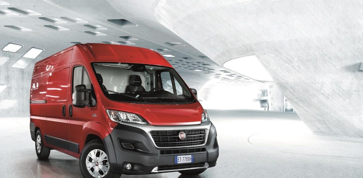 2020 Fiat Ducato Exterior