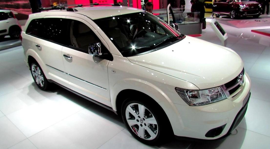 2020 Fiat SUV Exterior