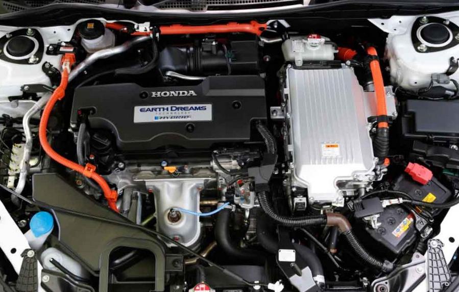 2020 Honda Accord AWD Engine