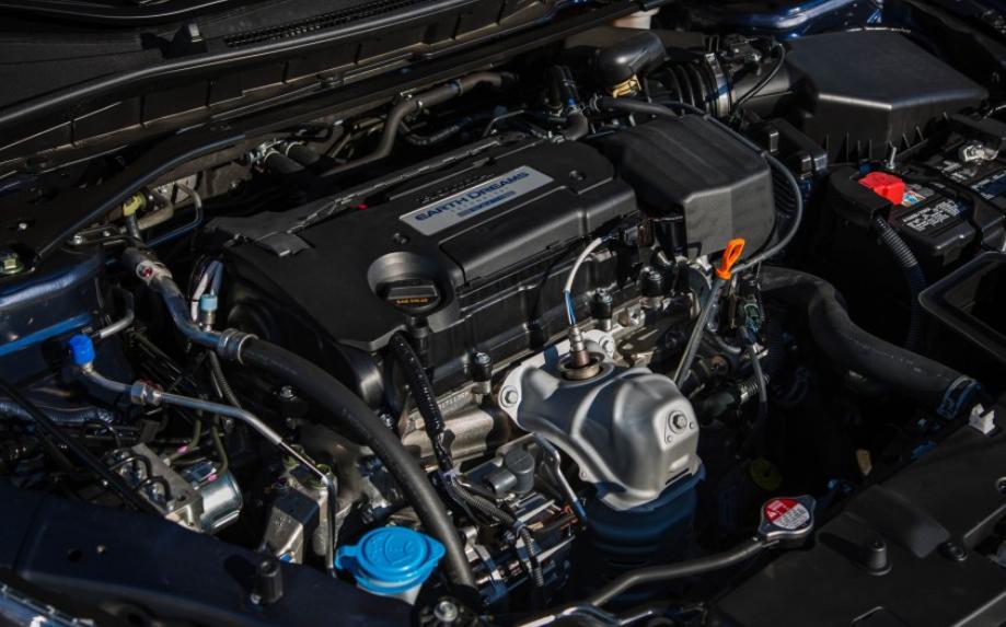 2020 Honda Accord Crosstour Engine