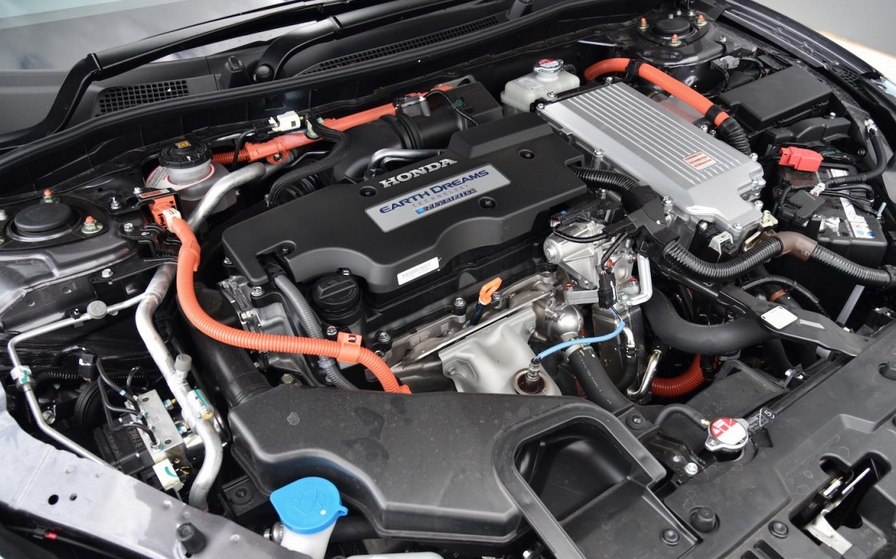 2020 Honda Accord LX Engine
