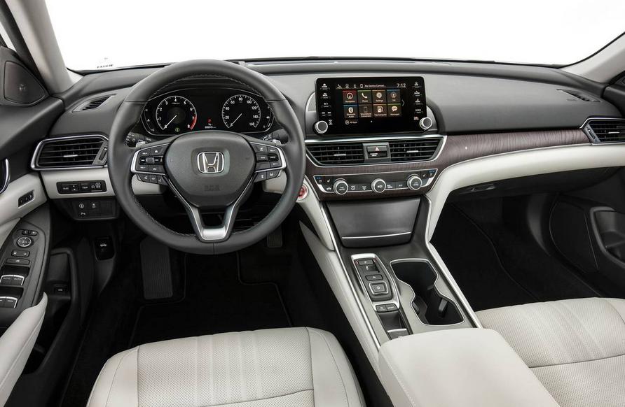 2020 Honda Accord LX Interior
