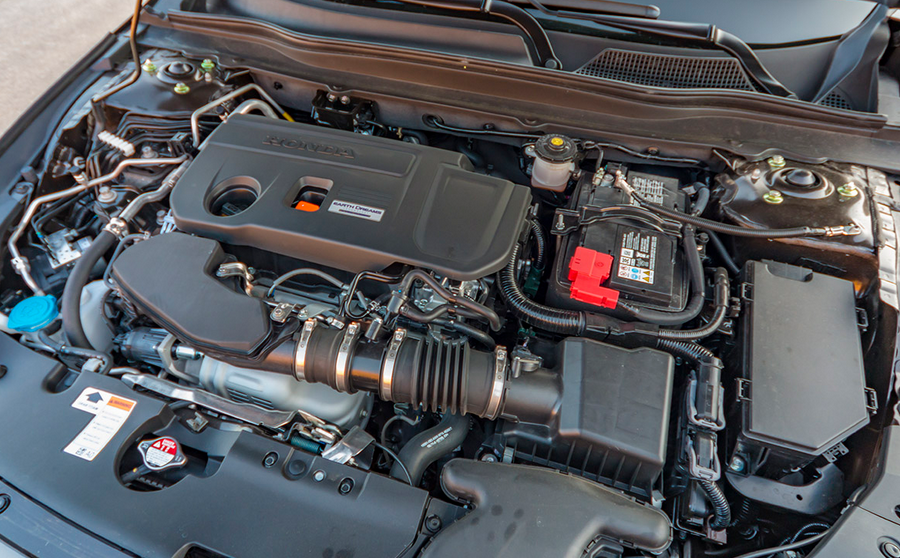 2020 Honda Accord Redesign Engine