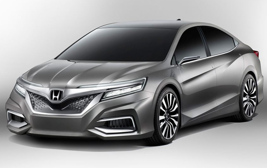 2020 Honda Accord Redesign Exterior