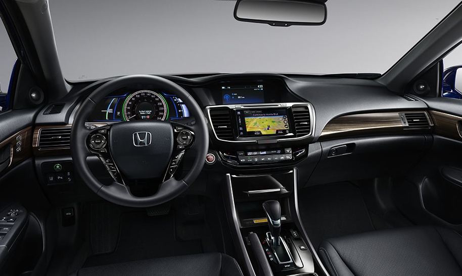 2020 Honda Accord Sport 2.0t Interior
