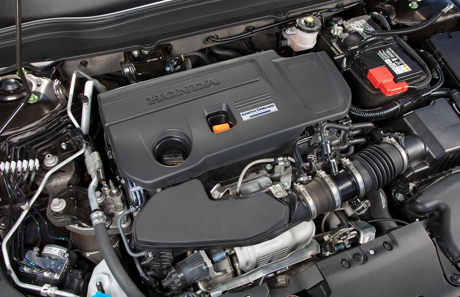 2020 Honda Accord V6 Engine