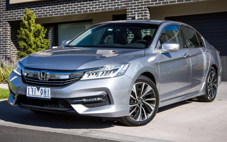 2020 Honda Accord V6 Exterior