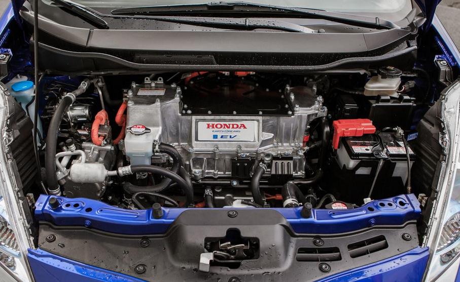 2020 Honda Fit EV Engine