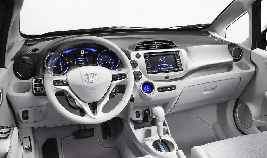 2020 Honda Fit EV Interior