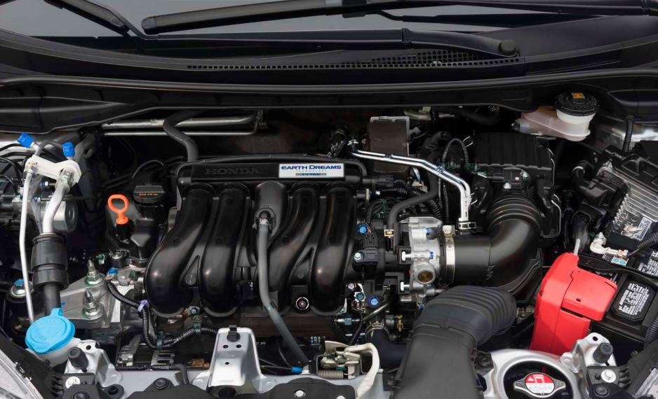2020 Honda Fit SI Engine