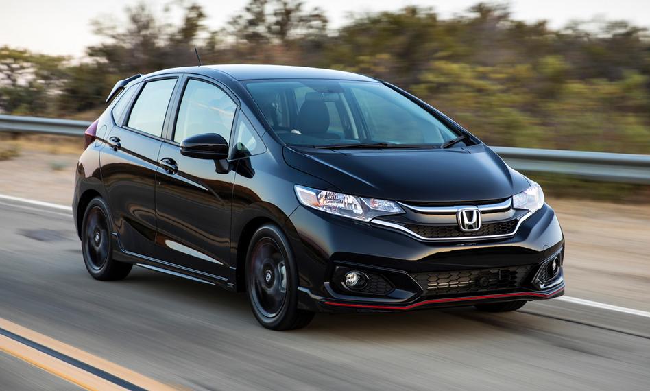 2020 Honda Fit SI Exterior