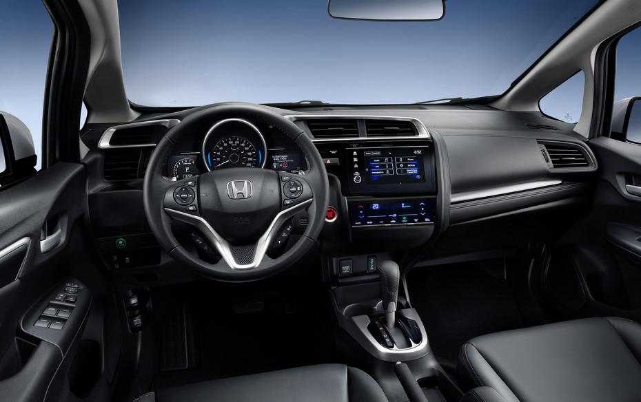 2020 Honda Fit SI Interior