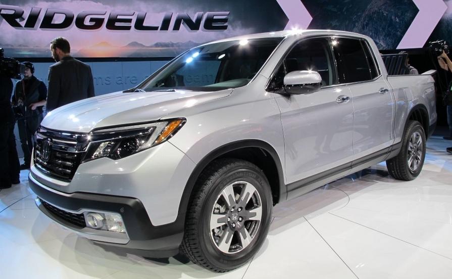 2020 Honda Ridgeline Redesign Exterior
