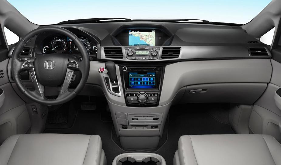 2020 Honda Ridgeline Redesign Interior