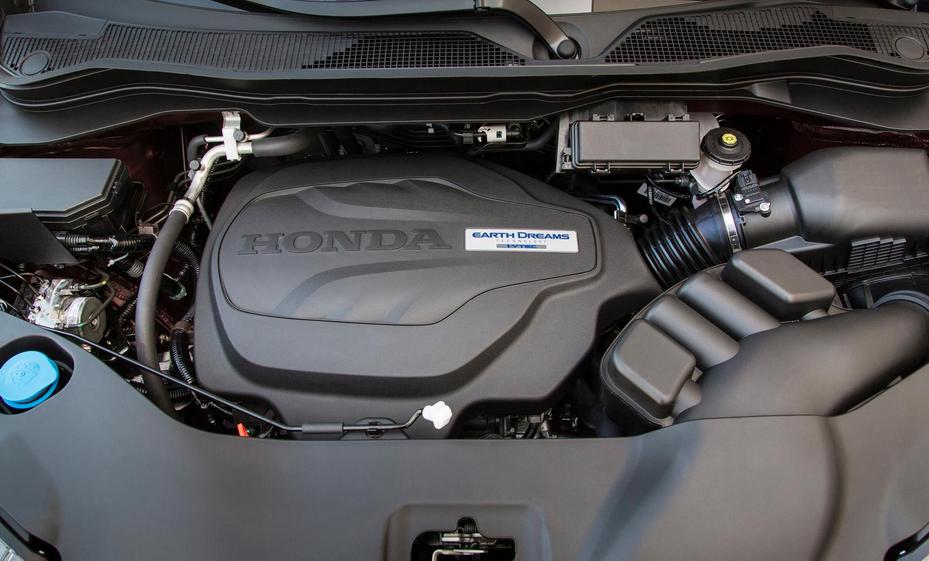 2020 Honda Ridgeline Sport Engine