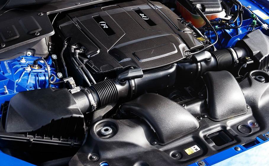 2020 Jaguar XJ Engine