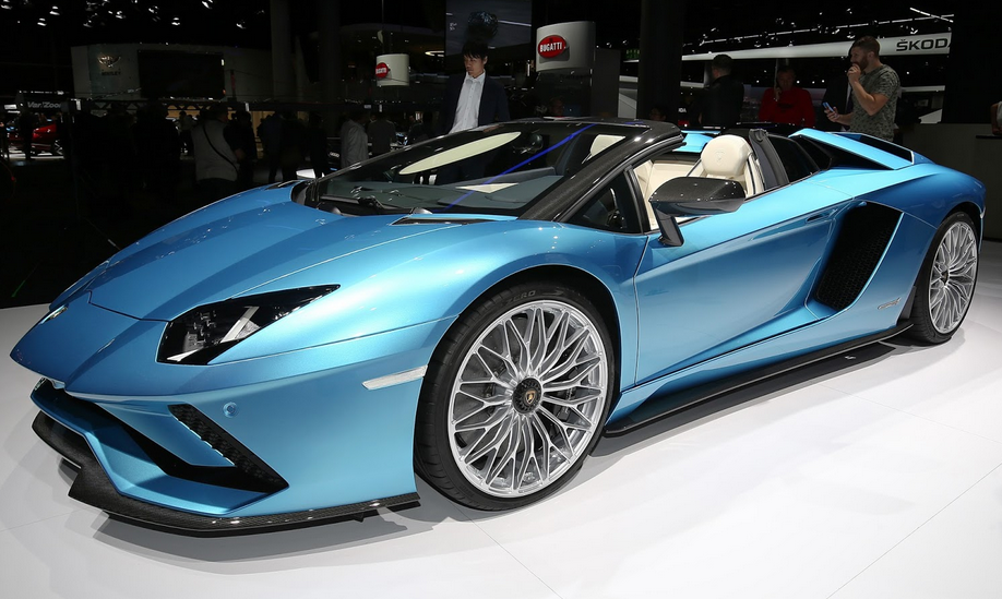 2020 Lamborghini Huracan Exterior