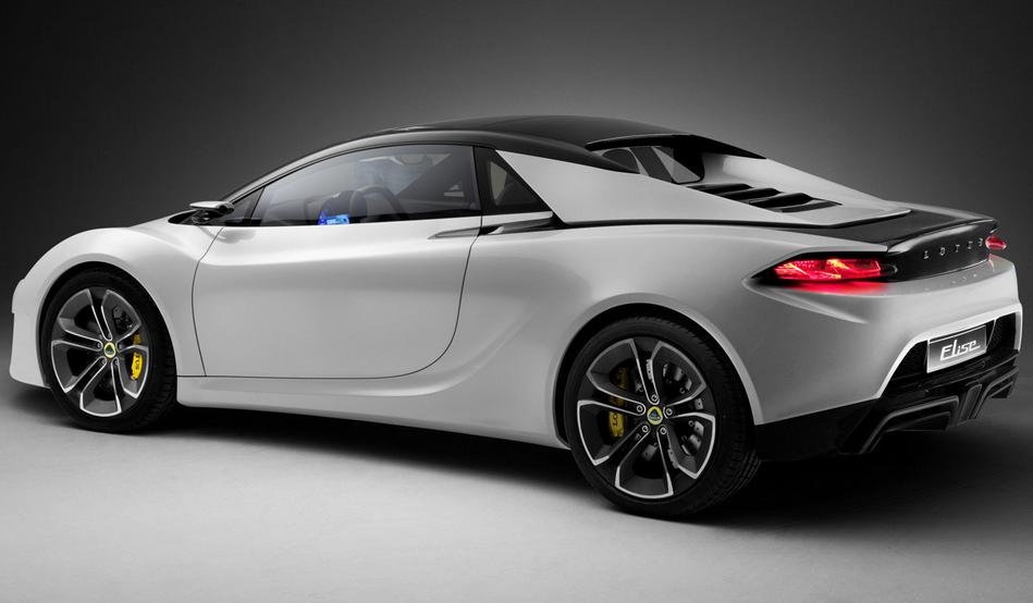 2020 Lotus Elise Concept