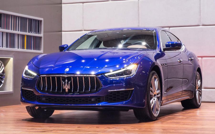 2020 Maserati Ghibli Exterior