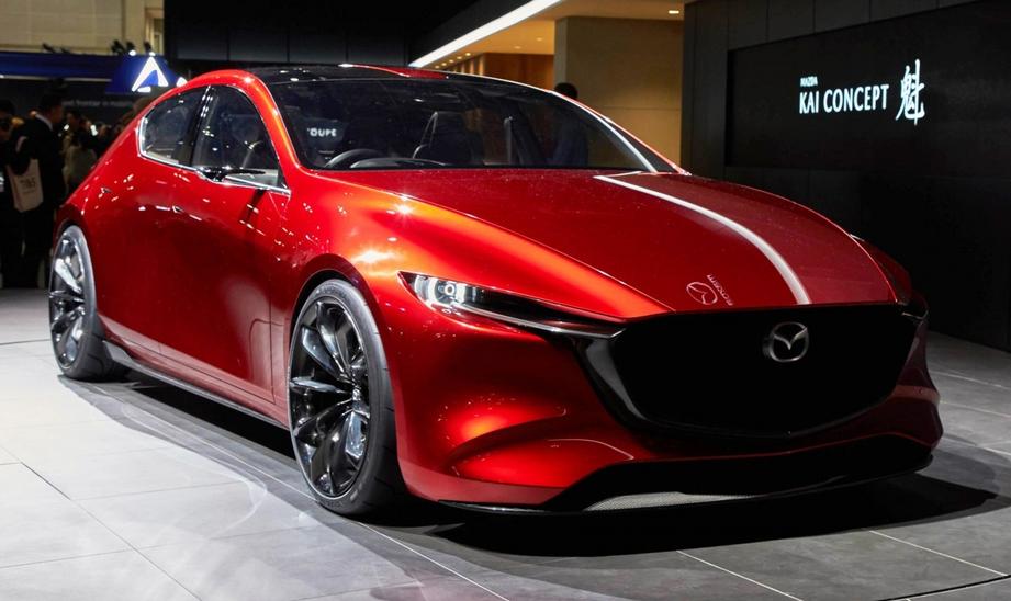 2020 Mazda 3 Exterior